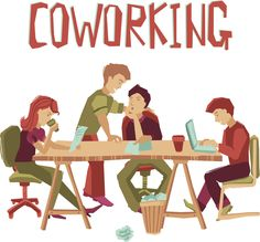 Examine your options - for starters, you can set up shop at a co-working space on the road.