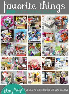 gift basket theme ideas...