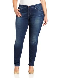 2fdb2479bf8 Levi s Women s Plus-Size Mid Rise Triple Needle Stitch Skinny Jean