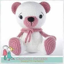 Resultado de imagem para croche bruno teddy bear