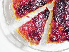 Briciole di delizie: Torta (rovesciata) alla marmellata