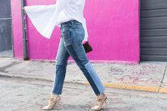 chic-flavours-wearing-levis-501-original-patch-jeans