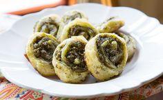 pesto pinwheel recipe