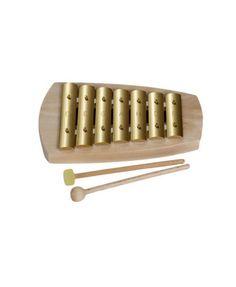 Glockenspiels Pentatonic 7 ToneBlock Glock Xylophone