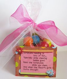 Cute idea to give kids at Baptism preview and challenge them to read BOM before being baptized.