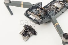 What's inside the DJI Mavic Pro drone? what makes up this latest masterpiece of technology.