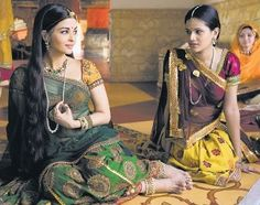 #Aishwarya Rai #Jodhaa Akbar