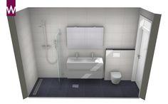 Smalle Badkamer Verzameling : Beste afbeeldingen van badkamer toiletruimte in