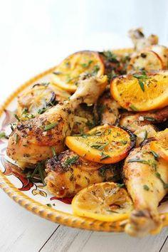 poulet aux pommes du terre, comment manger sainement recette