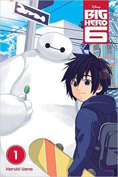 Big Hero 6, Vol. 1, Haruki Uen, 9780316263894, 9/2