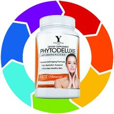 Youthful Look Phytoceramides - Drop a Decade From Your Face - 350 mg Plant Derived Pills - 30 Capsules * Want to know more, click on the image.
