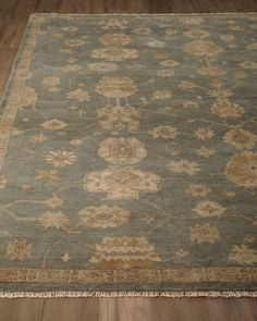 Melbourne Oushak Rug by Safavieh at Neiman Marcus.