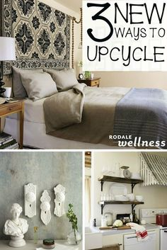 Salvage some treasures to spark new style in your decor. | RodaleWellness.com
