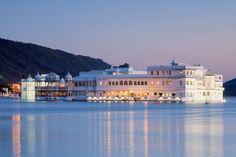 Lake Palace Hotel , Lago Pichola, India