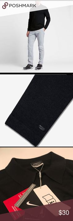 🏌️NWT Nike Men's WOOL GOLF Polo sweater🏌️♀️ NWT 100% Wool  Nike polo sweater Shipped same day or next day depending on time of purchase.  -New items PRICES ARE FIRM. Offers will be considered for used items -All NIKE products are directly from NIKE. 100% Authentic.100% Authentic. -Bundle items to save More ‼️ Nike Shirts Polos