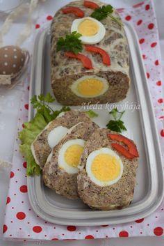 Bárány stefániavagdalt - Drob de miel Eggs, Breakfast, Food, Honey, Morning Coffee, Eten, Egg, Meals, Morning Breakfast