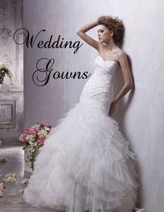 Anjolique Wedding Dresses featured in Leslie Blake magazine