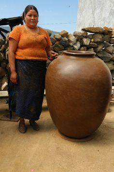 Handmade pottery from the artisans of Mexico