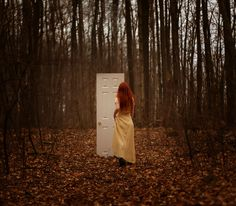 The Door by Patty Maher, via Flickr