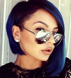 I've got the color, but I've never had my hair THIS short. Hmm.... - DANI