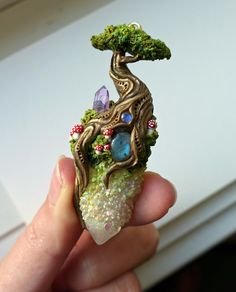 Little Forest by TheSpiritnectar on Etsy