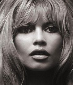 Dedicated to Brigitte Anne-Marie Bardot a French Actress, Model, Singer and Animal Rights Activist. Bridgitte Bardot, Divas, French Actress, Nicole Kidman, Classic Beauty, Timeless Beauty, Belle Photo, Marilyn Monroe, Portrait Photography