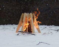Fire Up - Lagerfeuer aus der Tüte
