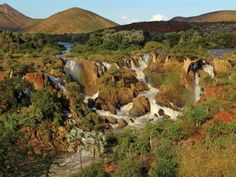 Epupa Falls Campsite - on the banks of the Kunene - Travel News Namibia The Great White, Travel News, What A Wonderful World, Campsite, The Locals, Wonders Of The World, Tourism, Wildlife, Things To Come