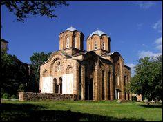 Serbian Orthodox Monastery Lesnovo in Macedonia