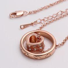 visit http://inbracelets.com/product/heart-ring-18krgp-rose-gold-necklace-women/