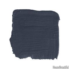 """Black Blue by Farrow & Ball 