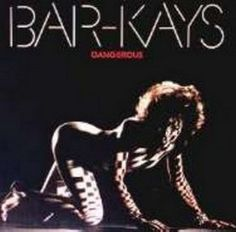 Bar-Kays - Dangerous GER 1984 Lp vg+
