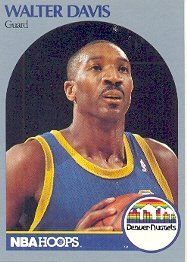 1990-91 Hoops #93 Walter Davis UER by Hoops. $0.39. 1990 Fleer Inc. trading card in near mint/mint condition, authenticated by Seller