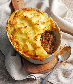 Leftover-lamb-shepherds-pie Made a version of this tonight with what I had. Must say the thyme REALLY makes the dish!