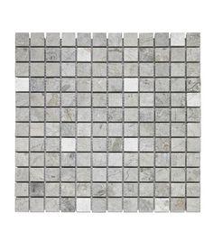 Lemon Marble Mosaic Polished 24x24 Tile
