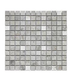 Lemon Marble Mosaic Tumbled 24x24 Tile