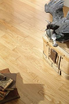1000 images about natural unstained oak flooring on Unstained hardwood floors