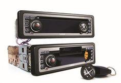 Philips VDO CD Radio system Australian Design Mark award designed by Robert Jurgens at Blue Sky Design.