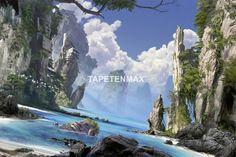 Kaufen Sie das Wandbild Dreamscape von XXLwallpaper hier günstig online. Fototapeten auf Vliesträger im TapetenMax Shop bestellen.