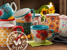 The Pioneer Woman Collection at Walmart is Here!
