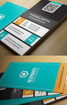 Corporate Business Card | www.Graphicview.net www.facebook.com/Graphicviewlhr