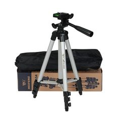 Find More Tripods Information about Weifeng WT 3110A Lightweight Aluminum Tripod With 3 Way Head Tripod with Bag For Canon For Nikon For Sony For Olympus Camera,High Quality tripod projector,China tripod easels Suppliers, Cheap tripod brands from Guangzhou Etoplink Co., Ltd on Aliexpress.com