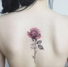 70+ Gorgeous Rose Tattoos That Put All Others To Shame - TattooBlend