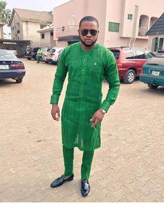 Green+Kaftan+African+Shirt.+African+Shirt.+by+BournLoondonLtd
