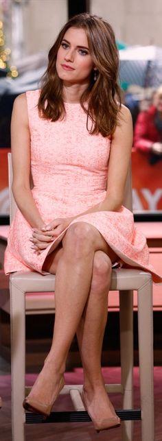 Christian Dior dress, Christian Louboutin shoes,