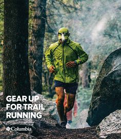 The best part of trail running? All you need are shoes and the gear on your back. So whenever you lace up, slip on or zip up Columbia running gear, you can be sure that it's been tested to keep you dry and comfortable on the trail, no matter how many miles you log in.