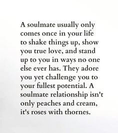 """Everyone wants to have their #SoulMate or #TwinSoul but no one wants all of what it comes with. Its not a fairytale romance or happy ending. Its the…"""