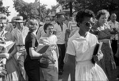 September 25th, 1957, Little Rock, Arkansas.
