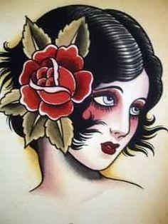 gypsy-tattoos-gypsy-traditional-poster.jpg (240×320)
