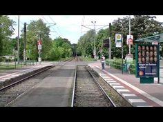 2h Original-Tram-Führerstandsfahrten Potsdam 1990 - Gesamtliniennetz - YouTube